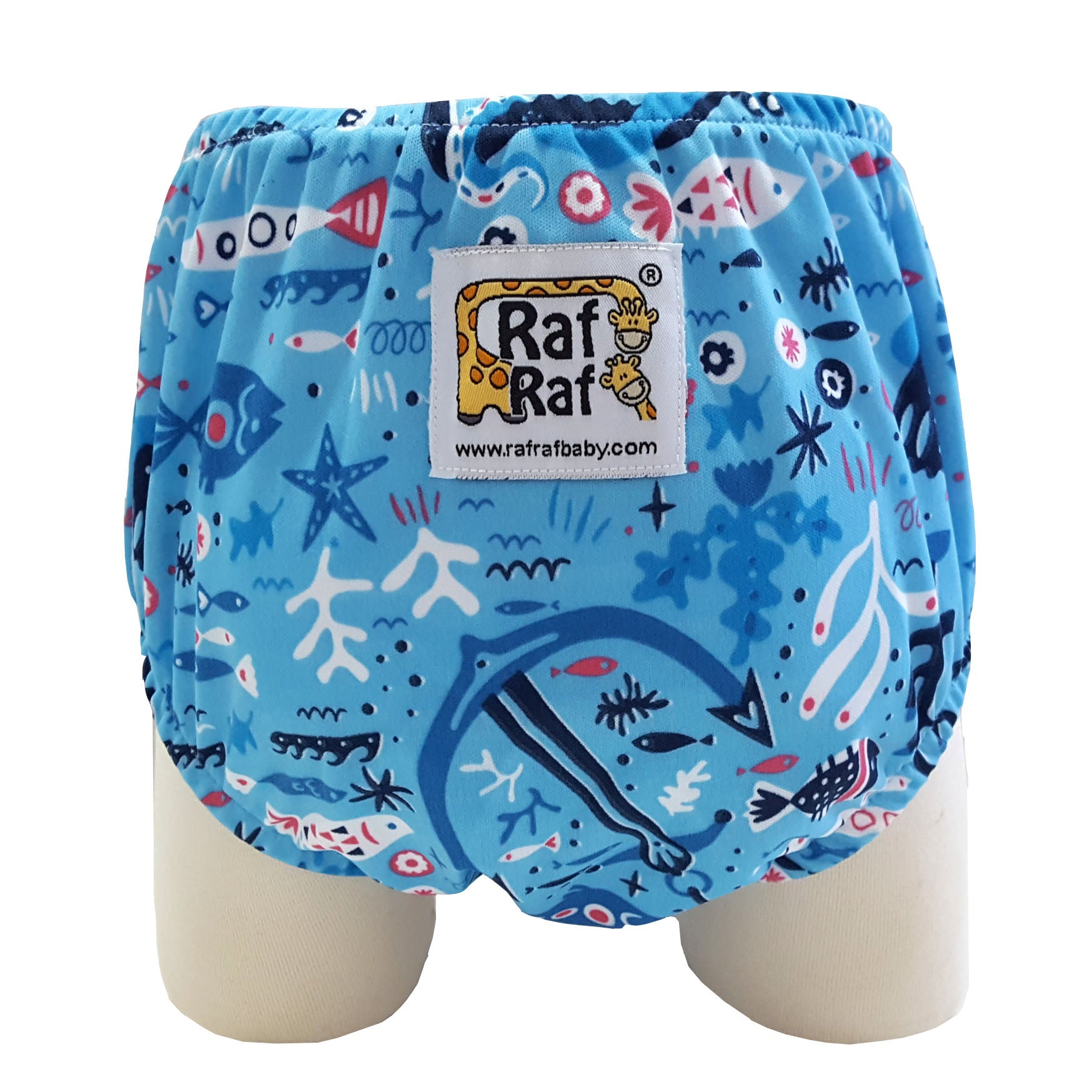 Lightweight Swim Diaper - Marina