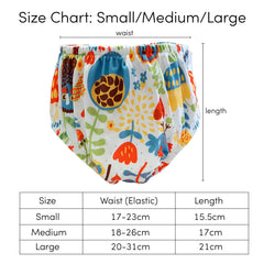Lightweight Swim Diaper - Blossom