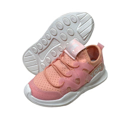 S181 Raf Raf Sports Shoes - Yugito Pink New!