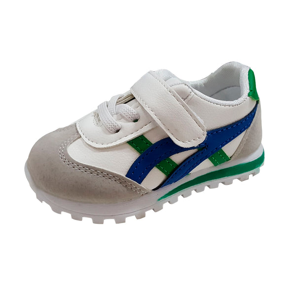 S175 Raf Raf Sports Shoes - Lynx Green New!