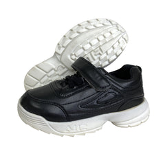 S192 Sports Shoes - Carter Black