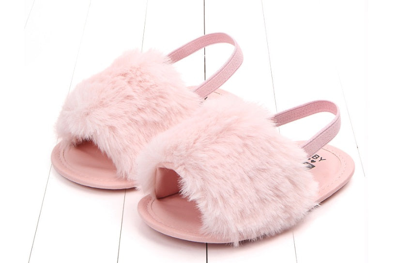 Zara (Pre-Walker Baby Shoes) - B112 Pink