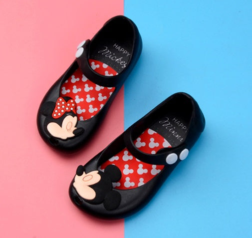 T095 Minnie Black (1-4y) New!