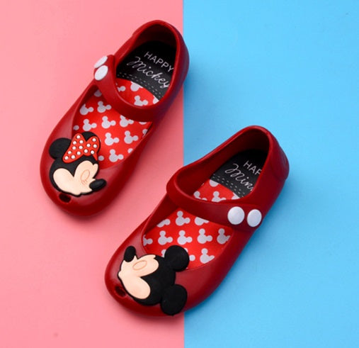 T095 Minnie Burgundy (1-4y) New!