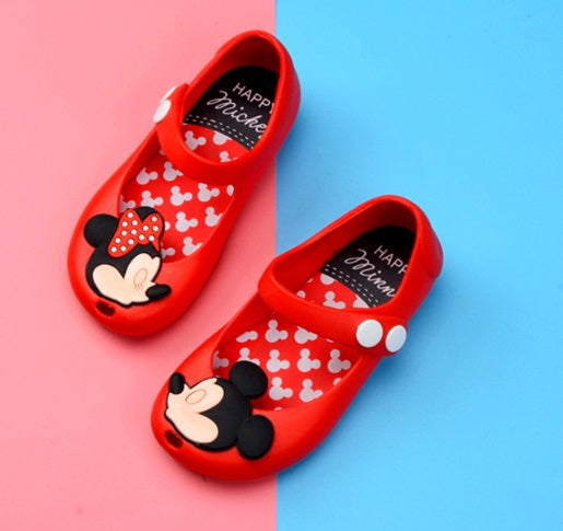 T095 Minnie Red (1-4years) New!