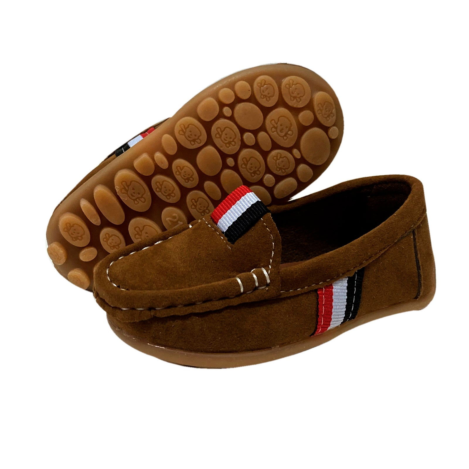 S168 Moccasin Suede-Brown (Special Offer)