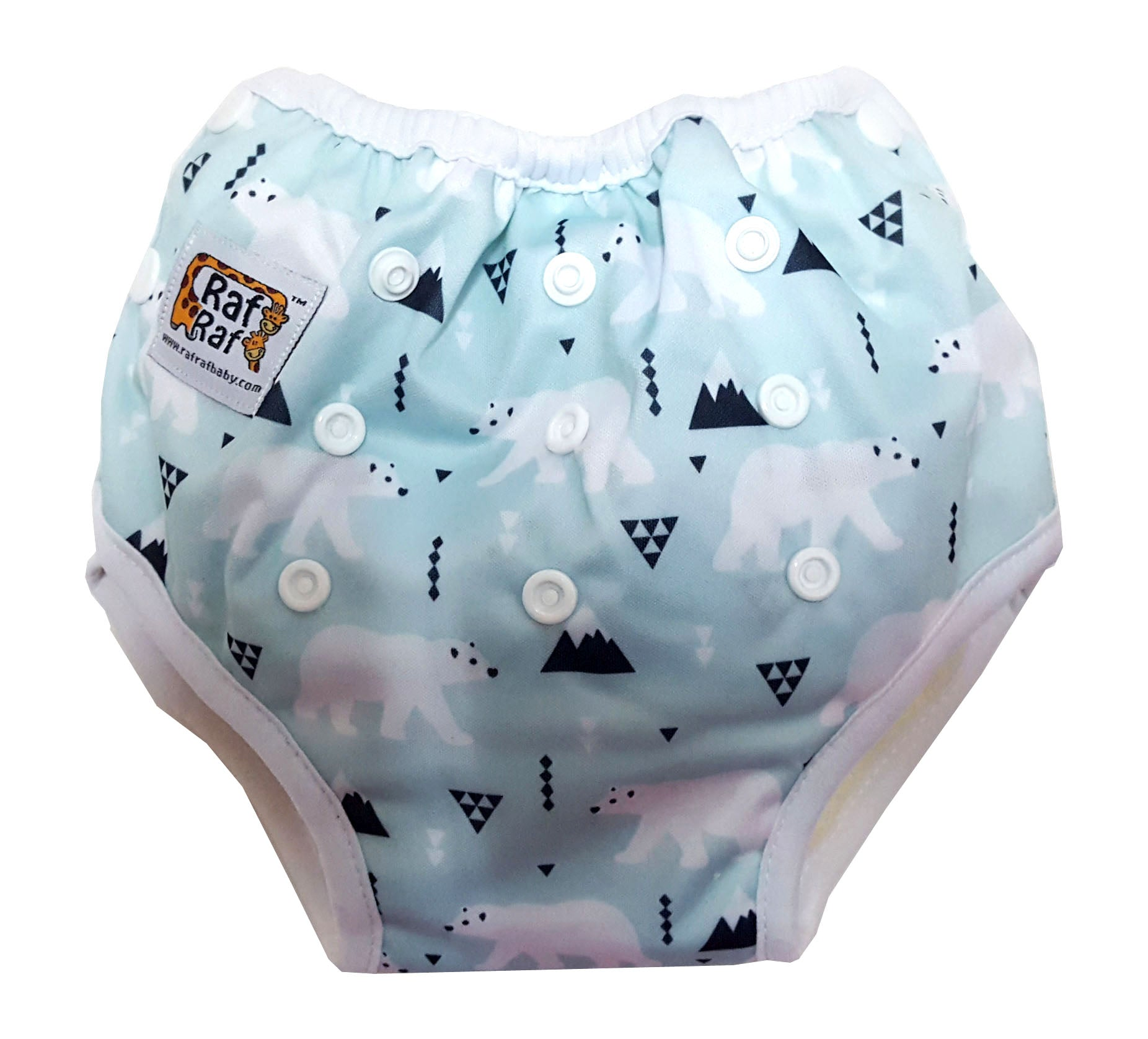 Bamboo Potty Training Pants - Adjustable Size - Buy 1 Get 1 Free