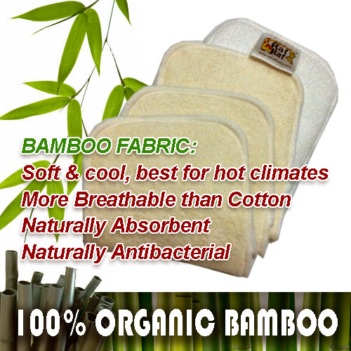Bamboo Inserts