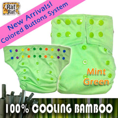 12pc Value Pack Raf Raf Bamboo Cloth Diaper (Mummys Market Price)