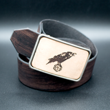 Storm Crow buckle and belt set