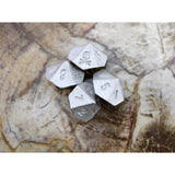 Set 4 MTG 10 Sided Poison Counter Dice