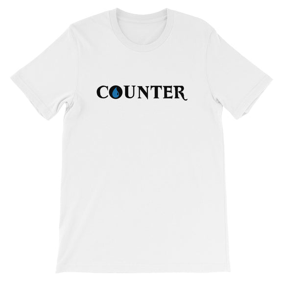 Counter - Blue Mana Shirt