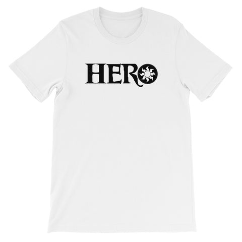 Hero - White Mana Shirt