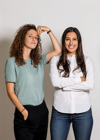 nour chamoun and christina hawatmeh, the scopio founders