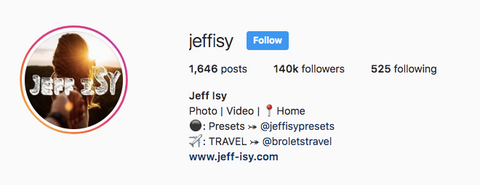 best instagram photographers jeffisy