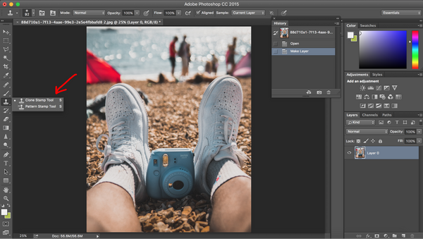 How to remove logos from your photos in under five minutes
