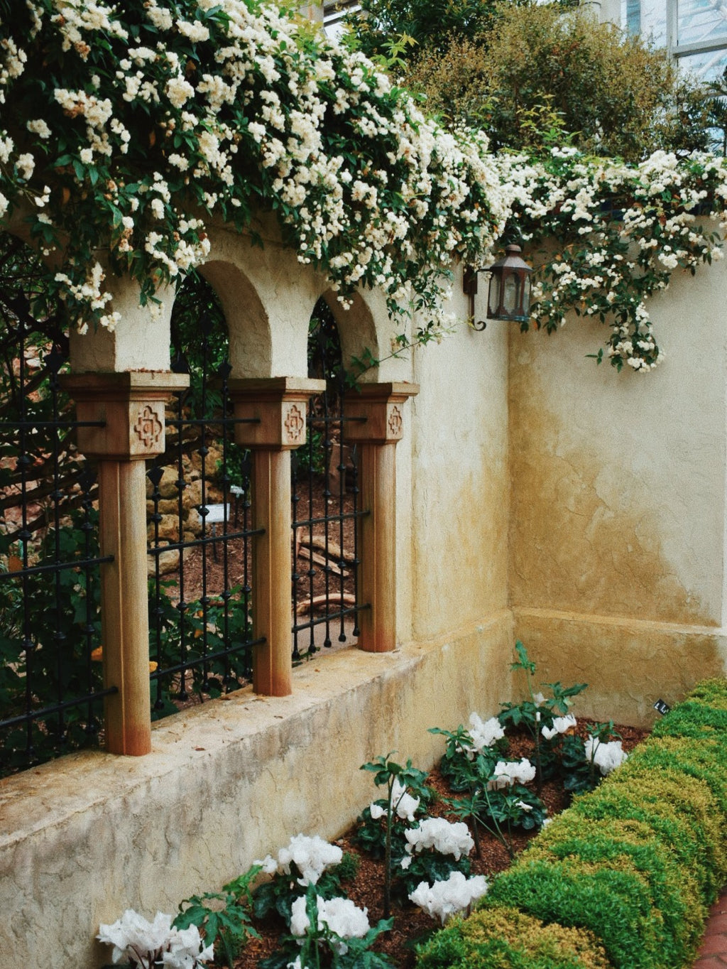 Overflowing Archways