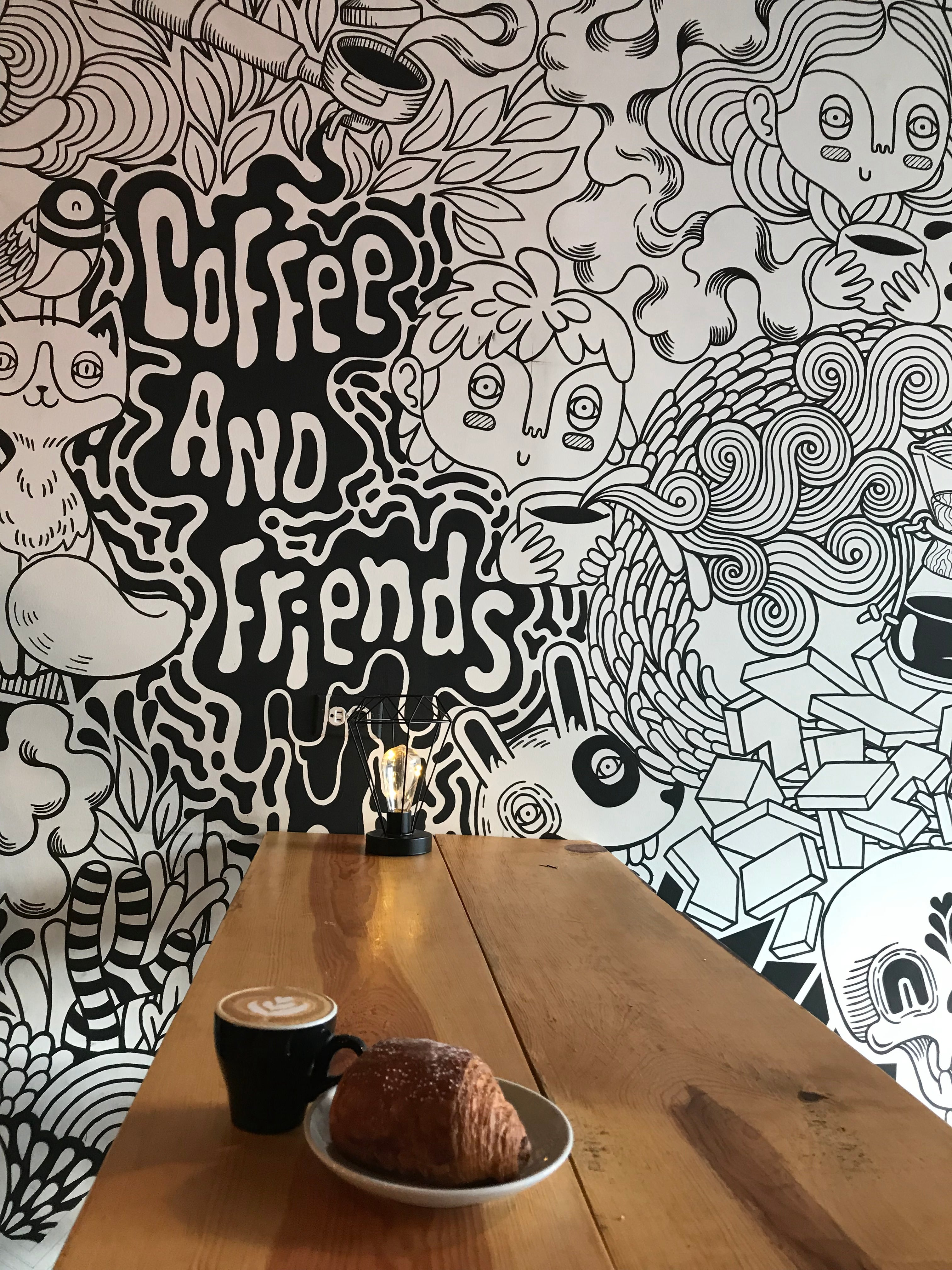 Coffee And Friends