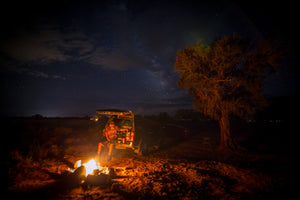 Ghost Stories By The Campfire