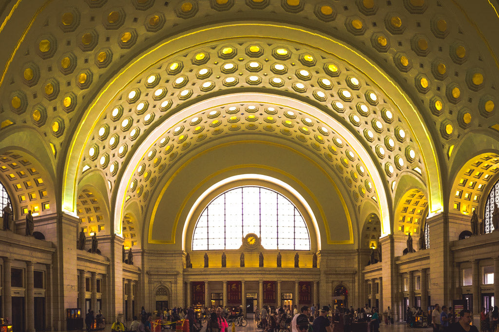 Visiting Union Station