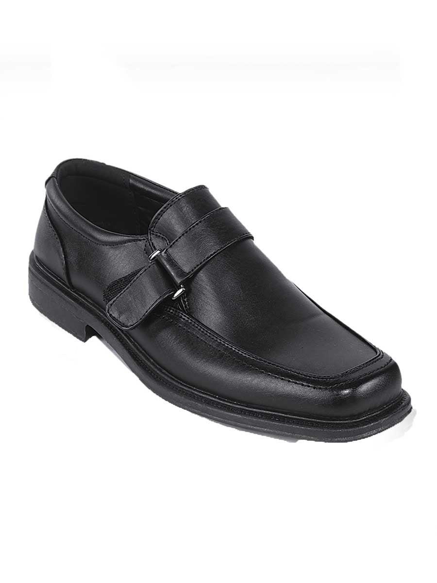 A13317 Black Mens Dress Shoes - HeavyDutyWorkBoots