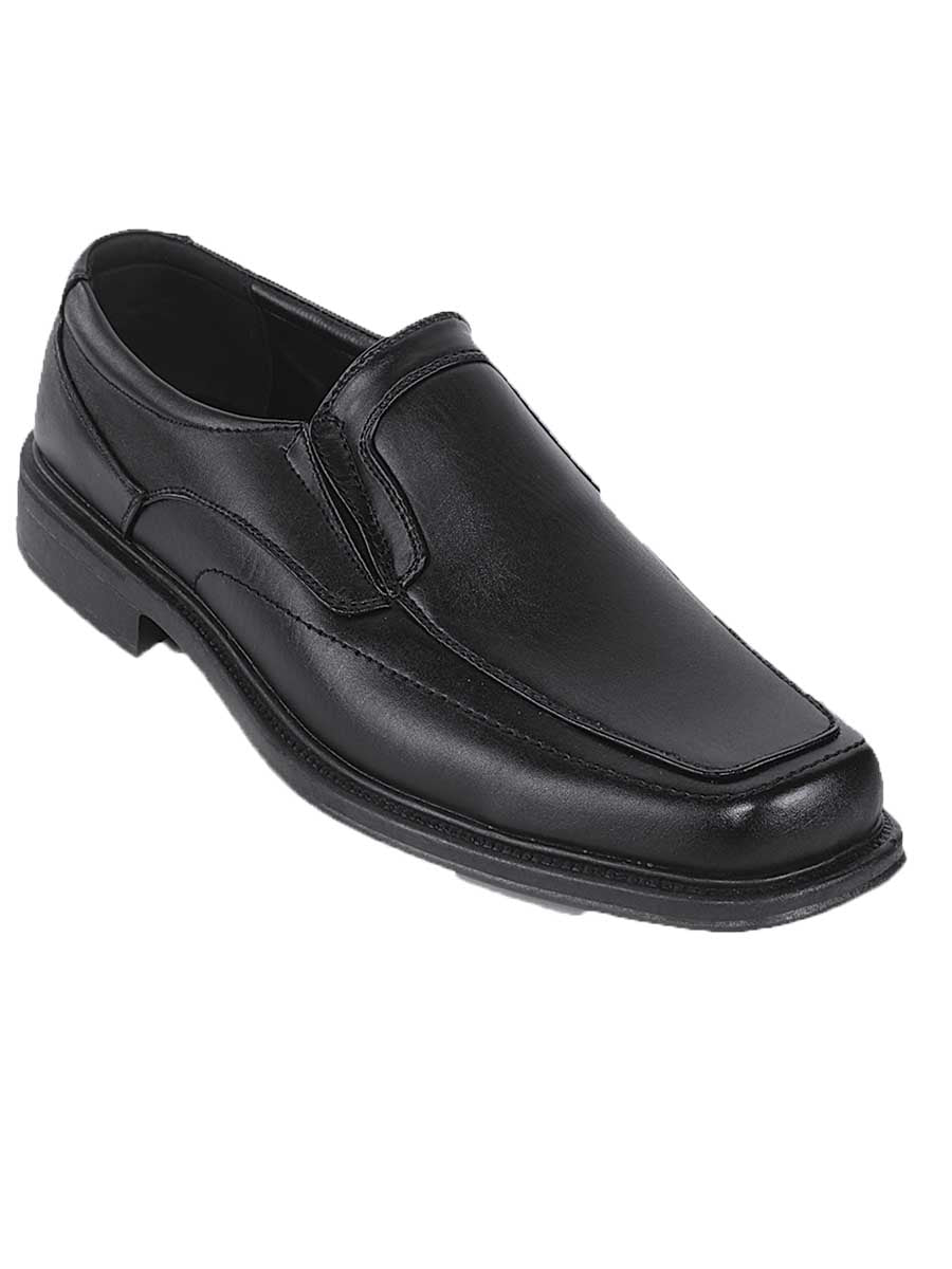 A13318 Black Mens Dress Shoes - HeavyDutyWorkBoots