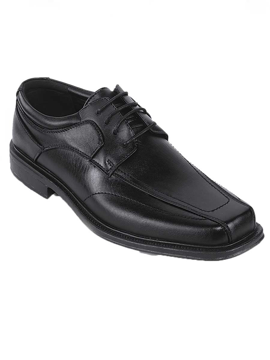 A13319 Black Mens Dress Shoes - HeavyDutyWorkBoots