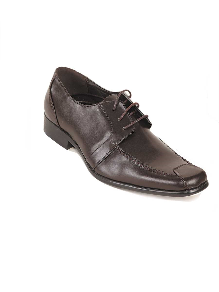 Brown W1201 Dressing Shoe Classic - HeavyDutyWorkBoots