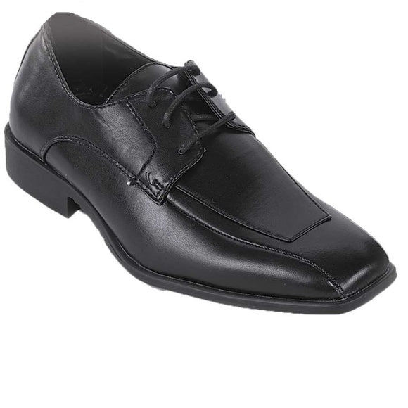 B140318 Black Mens Dress Shoes