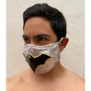 Batman Face Mask - Mexican Wrestling Masks - Lucha Libre Mask