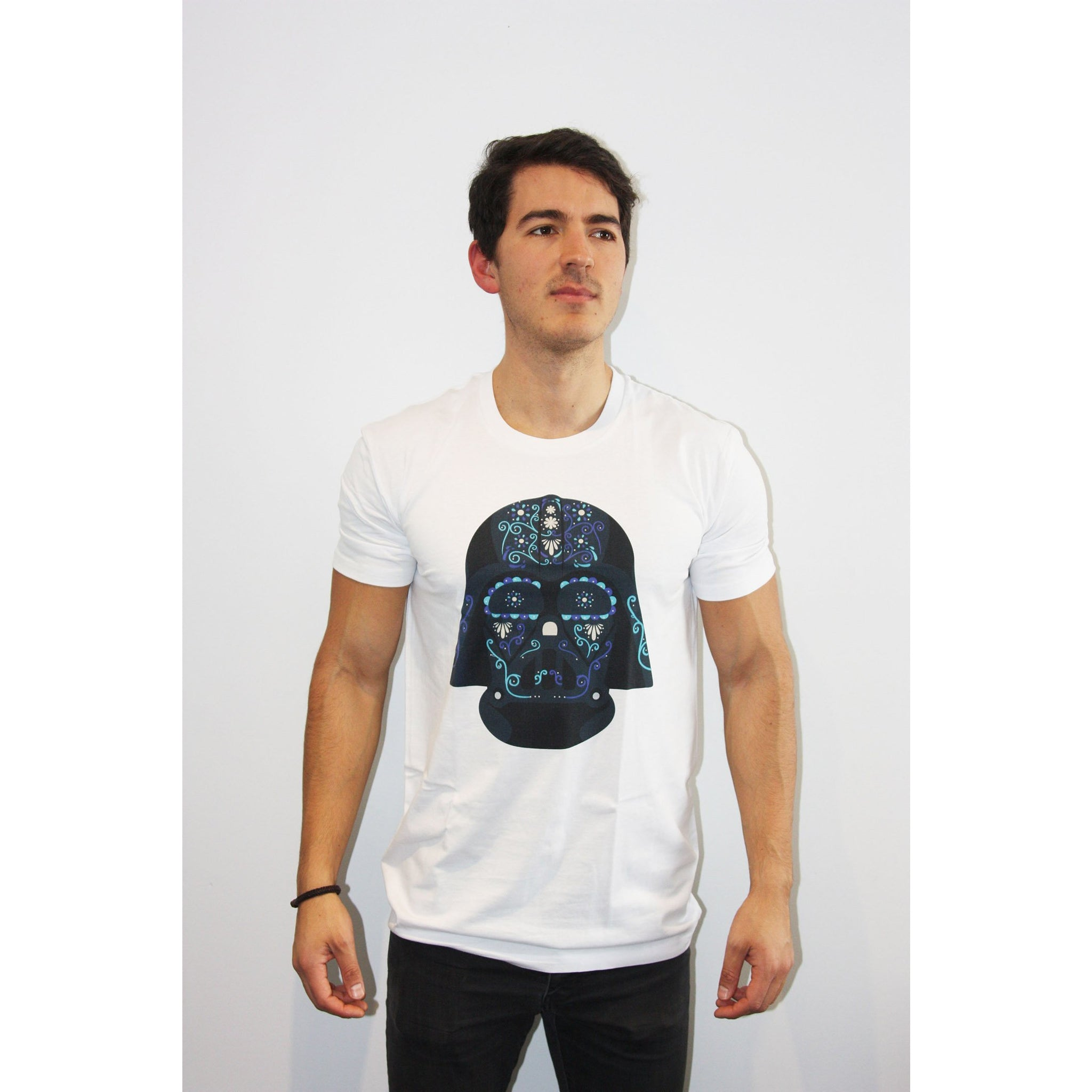 Darth Vader Day of the Dead T Shirt - Mexican Wrestling Masks