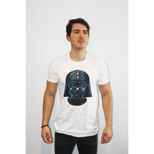 Darth Vader Day of the Dead T Shirt - Mexican Wrestling Masks - Lucha Libre Mask