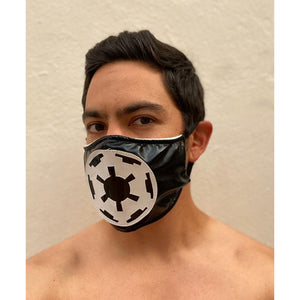Imperial Face Mask - Mexican Wrestling Masks - Lucha Libre Mask