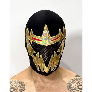 Gran Metalik Mask - Mexican Wrestling Masks - Lucha Libre Mask