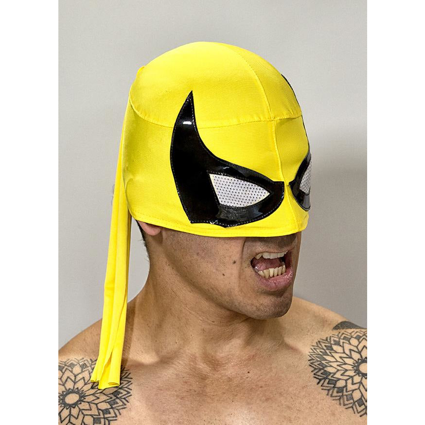 Iron Fist Mask - Mexican Wrestling Masks - Lucha Libre Mask