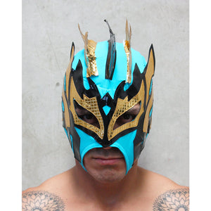 Kalisto 3 Mask - Mexican Wrestling Masks - Lucha Libre Mask