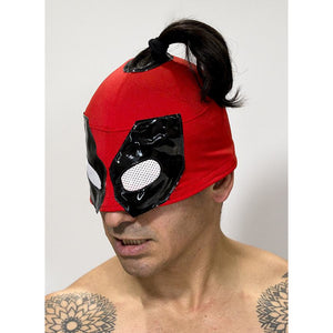 Lady Deadpool Mask - Mexican Wrestling Masks - Lucha Libre Mask