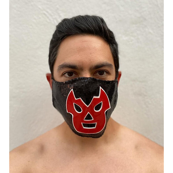 Lucha Underground Face Mask - Mexican Wrestling Masks - Lucha Libre Mask