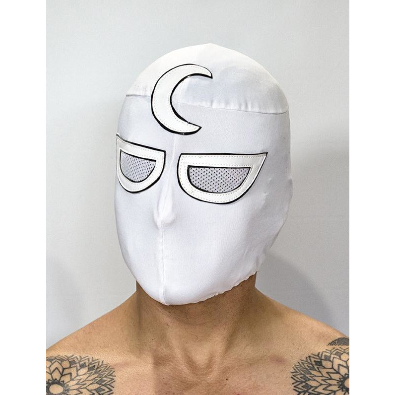 Moon Knight Mask 2 - Mexican Wrestling Masks - Lucha Libre Mask