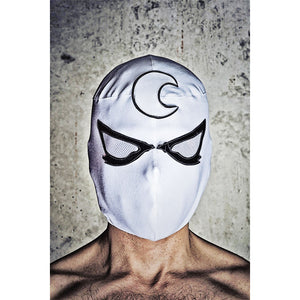 Moon Knight Mask - Mexican Wrestling Masks - Lucha Libre Mask