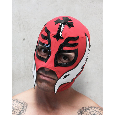 Rey Mysterio 24 Mask - Mexican Wrestling Masks - Lucha Libre Mask