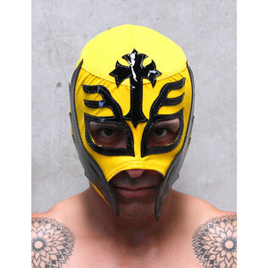 Rey Mysterio 28 Mask - Mexican Wrestling Masks - Lucha Libre Mask