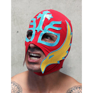 Rey Mysterio 29 Mask - Mexican Wrestling Masks - Lucha Libre Mask