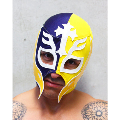 Rey Mysterio 35 Mask - Mexican Wrestling Masks - Lucha Libre Mask