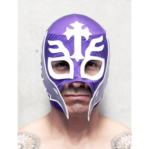 Rey Mysterio 36 Mask - Mexican Wrestling Masks - Lucha Libre Mask