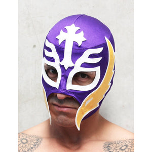 Rey Mysterio 37 Mask - Mexican Wrestling Masks - Lucha Libre Mask
