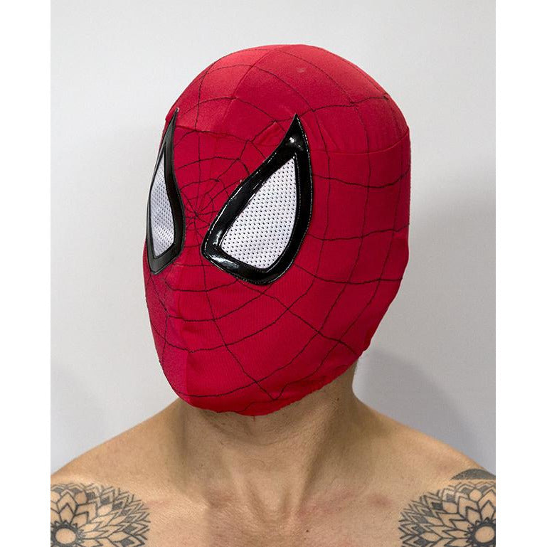 Spider Man Mask - Mexican Wrestling Masks