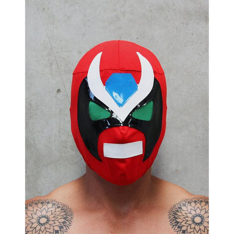 Strong Bad Mask - Mexican Wrestling Masks - Lucha Libre Mask