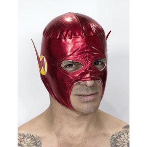 The Flash Mask - Mexican Wrestling Masks - Lucha Libre Mask