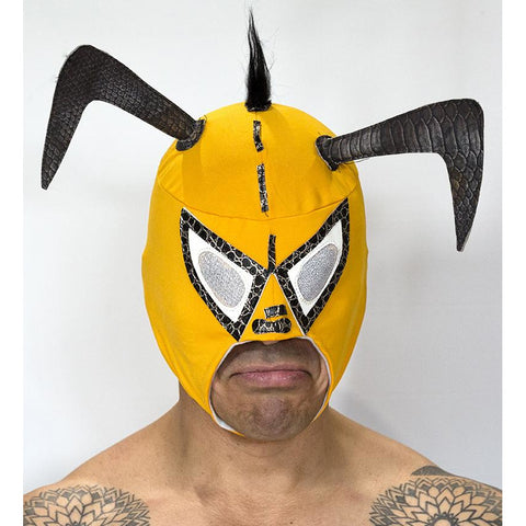 The Flea Mask - Mexican Wrestling Masks - Lucha Libre Mask